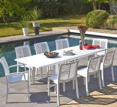 plastic rectangular outdoor table contemporary dining table plastic rectangular garden alpha