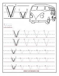 printable alphabet tracing sheets for preschoolers printable letter v tracing worksheets for preschool printable