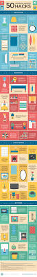 Interior Design Hacks Infographic Infographic And Interiors - Home interior design tips