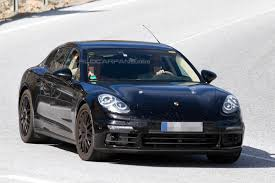 Porsche Panamera S E Hybrid - next gen porsche panamera s e hybrid spied gtspirit