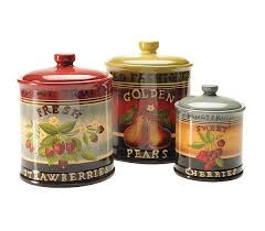 country canisters for kitchen country kitchen canisters canisters set the country porch