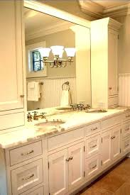 Bathroom Countertop Storage Ideas Bathroom Countertop Storage Cabinets Diy Bathroom Countertop