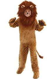 Lion Halloween Costume Amazon Child U0027s Cute Lion Halloween Costume Size Small 6 8