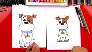 dogs archives art kids hub