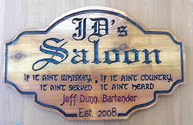 bar pub saloon tavern signs plaques