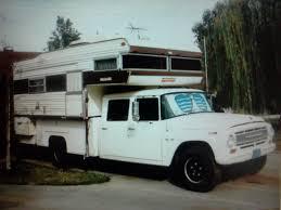 toyota sunrader floor plans del rey kamp king sky lounge truck camper camping pinterest