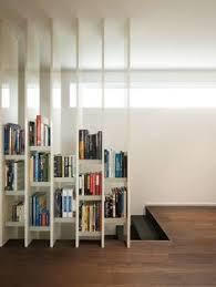 20 Unusual Books Storage Ideas Stairs Shelves Future Place Pinterest Stair Shelves Shelves