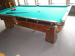 used pool tables for sale in ohio edison billiard