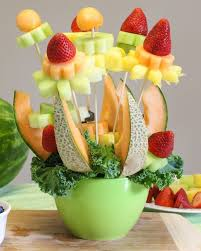 how to make edible fruit arrangement how to make a diy fruit bouquet its easier than you think how to