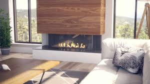 regency city series san francisco bay 40 linear gas fireplace