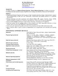 Network Security Engineer Resume Sample by Ccna Network Engineer Resume Free Resume Example And Writing