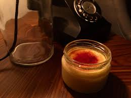sous vide crème brûlée 80ºc for 1 hour sousvide