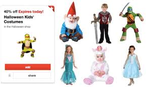 Toddler Halloween Costumes Target Target Cartwheel 40 Children U0027s Halloween Costumes Today