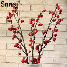 Artificial Plants Home Decor Snnei Indoor Artificial Plants Apple Trees Upscale Living Room