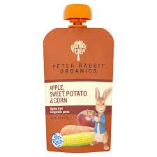 rabbit organics rabbit organics apple carrot and pumpkin puree