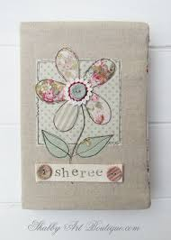 handmade gifts made with shabby boutique