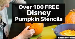 printable pumpkin stencils elsa over 100 free disney pumpkin stencils queen of free