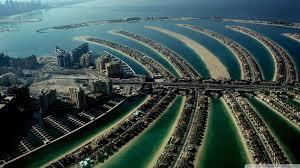 the palm islands atlantis dubai united arab emirates 4k hd