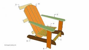 plans for adirondack chairs free elegant how to build adirondack chairs free plans pdf woodworking