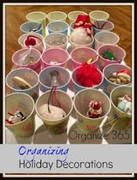 best way to store ornaments decore