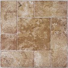 achim nexus beige terracotta 12x12 self adhesive vinyl floor tile