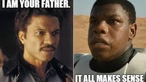 Lando Calrissian Meme - lando abuse has to stop now star wars battlefront youtube