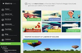 best premium responsive and seo friendly blogger templates