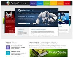 20 high quality html5 website template download