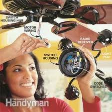 how to install ceiling fans u2014 the family handyman