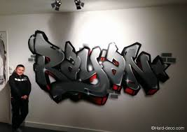 graffiti chambre incroyable decoration chambre d amis 13 graffiti chambre rayan