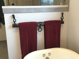 Kitchen Towel Bars Ideas Best 25 Towel Bars Ideas On Pinterest Bathroom Towel Bars Over