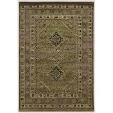 Green And Brown Area Rugs Modern Green Area Rugs Allmodern