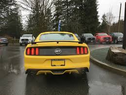 ford mustang gti 2017 ford mustang 2dr fastback gt 2 door car in duncan bc 17197