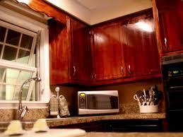 Refinish Oak Kitchen Cabinets by Staining Oak Kitchen Cabinets Home Design Ideas