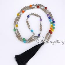 beaded necklace jewelry designs images 7 chakra jewelry meditation beads prayer bead store tassel jpg