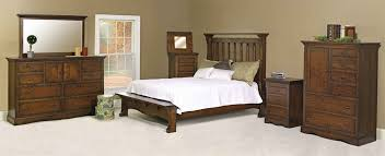 Solid Wood Bedroom Furniture Made In America Oakwood Furniture Amish Furniture In Daytona Beach Florida