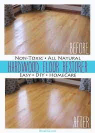 Cleaning Hardwood Floors Naturally The Hack For Restoring Hardwood Floors And Kitchens