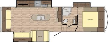 Rialta Motorhome Floor Plans New Fifth Wheel 2017 Crossroads Cruiser Aire 29si 5th Wheel