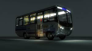 concept bus ernesto rodriguez old bus concept