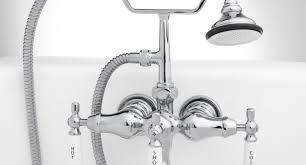Bathtub Faucet With Diverter For Shower Shower Bathtub Faucet With Shower Diverter Motivation Tub And