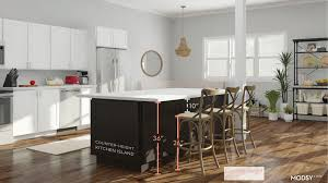 how to measure for an island countertop counter vs bar height stools k t designs interior design