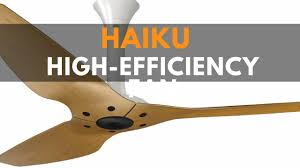 haiku ceiling fan woosh led lights bamboo by big fans