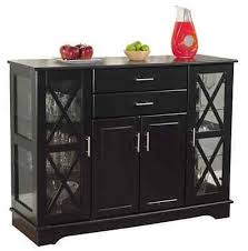 buffet dining room storage kitchen furniture hutch sideboard