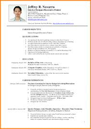 resume format 2017 philippines sephora job application free resumes tips official resume format