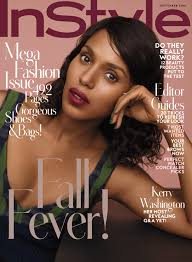 kerry washington september instyle interview video instyle com