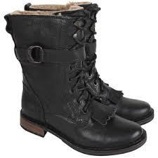womens black leather boots australia ugg australia womens black jena goat leather b