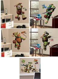 Ninja Turtle Bedroom Teenage Mutant Ninja Turtles Room Package 1