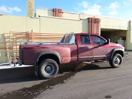 Dodge Ram Dually - heavy duty truck bed cover on dodge ram dually a red dodge u2026 flickr