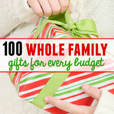gifts for family members diy