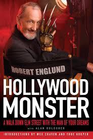 hollywood monster book by robert englund alan goldsher